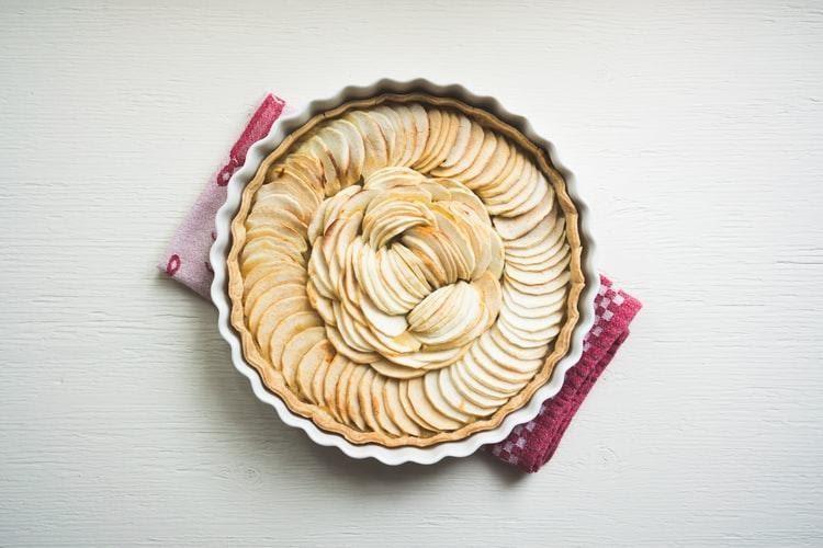 Bánh táo trứ danh của Mỹ.