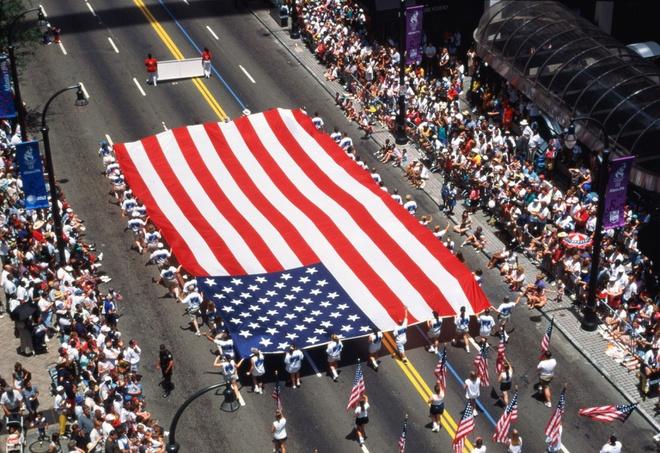 5 thông điệp bí ẩn trong quốc kỳ nước Mỹ