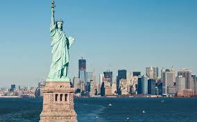 Tượng Nữ Thần Tự Do - biểu tượng mẫu mực của lý tưởng tự do