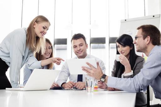 Mọi nhân viên đều được tôn trọng ý kiến, quyết định của mình